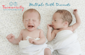 multiple birth discounts