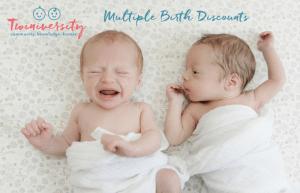 multiple birth discounts