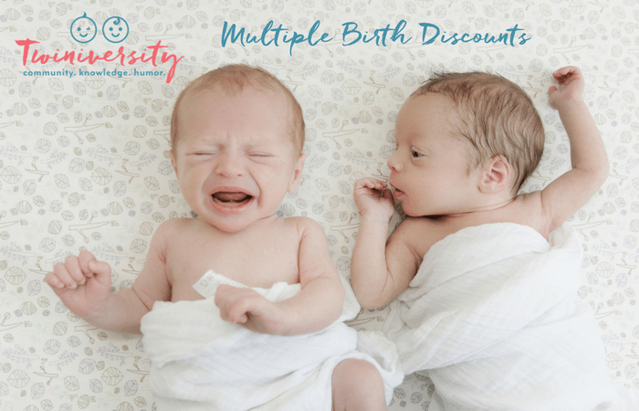 multiples birth discounts