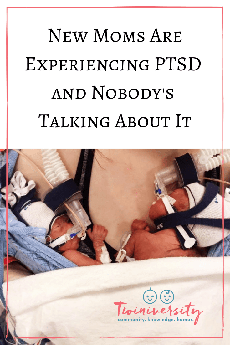 New Moms Are Experiencing PTSD and Nobody's Talking About It