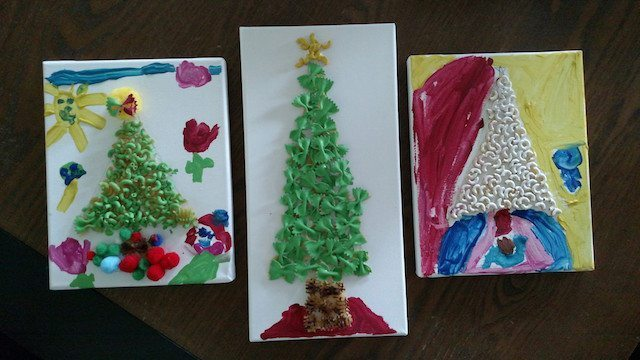 Snowy Day Crafts For The Holidays And Beyond Twiniversity