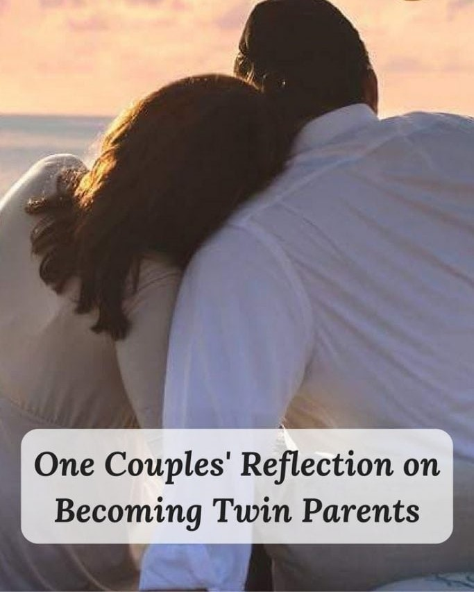 One Couples' Reflection on Becoming Twin Parents