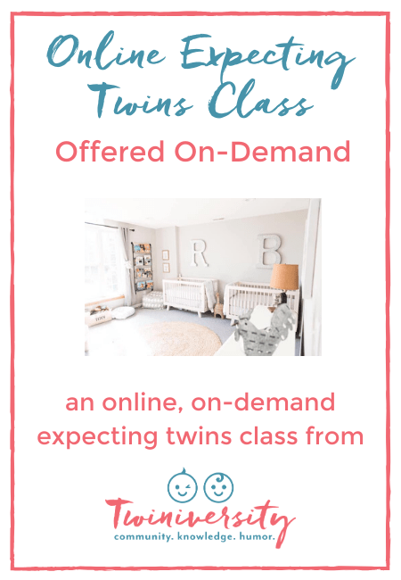 On-Demand Expecting Twins Class