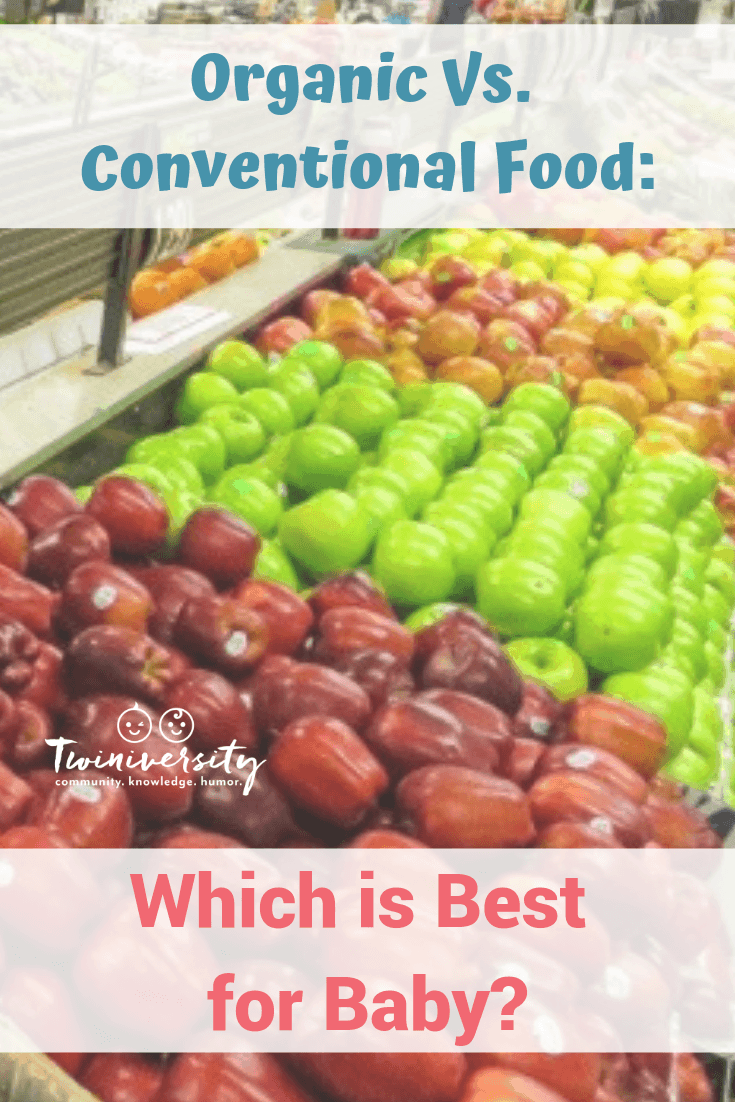 Organic vs. Conventional Food: Which is Best for Baby?