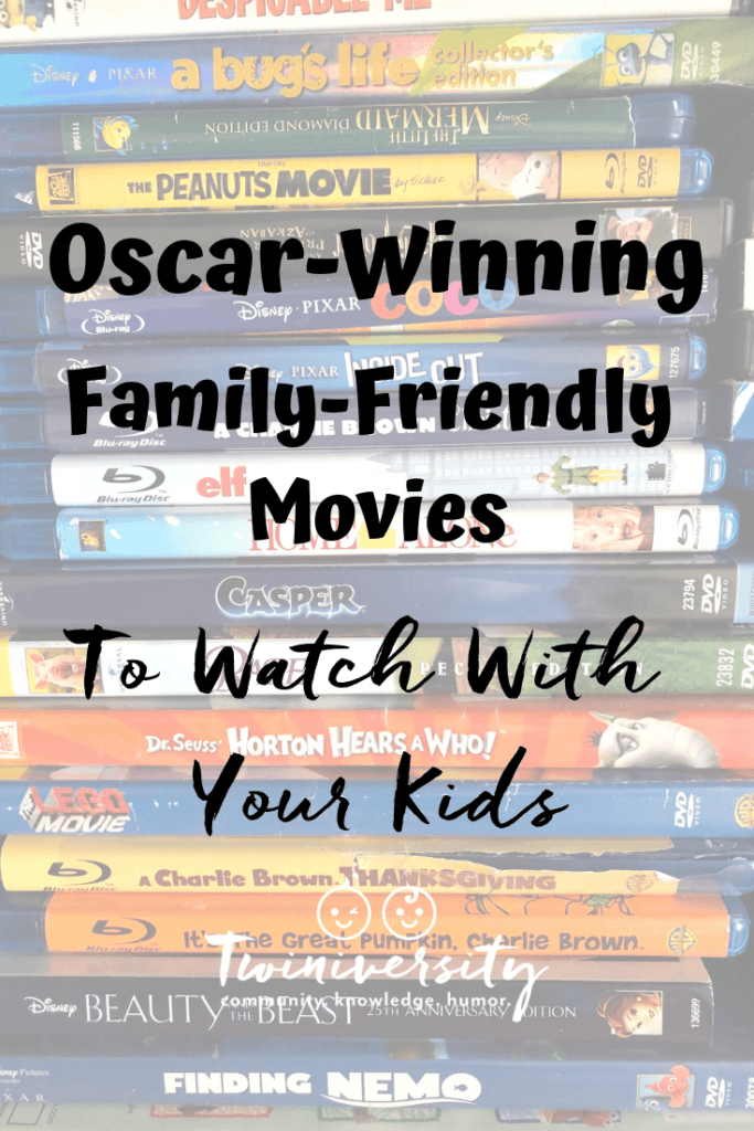 Oscar-Winning Family-Friendly Movies to Watch with Your Kids