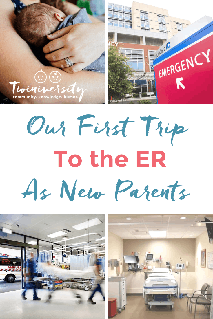first trip to the ER