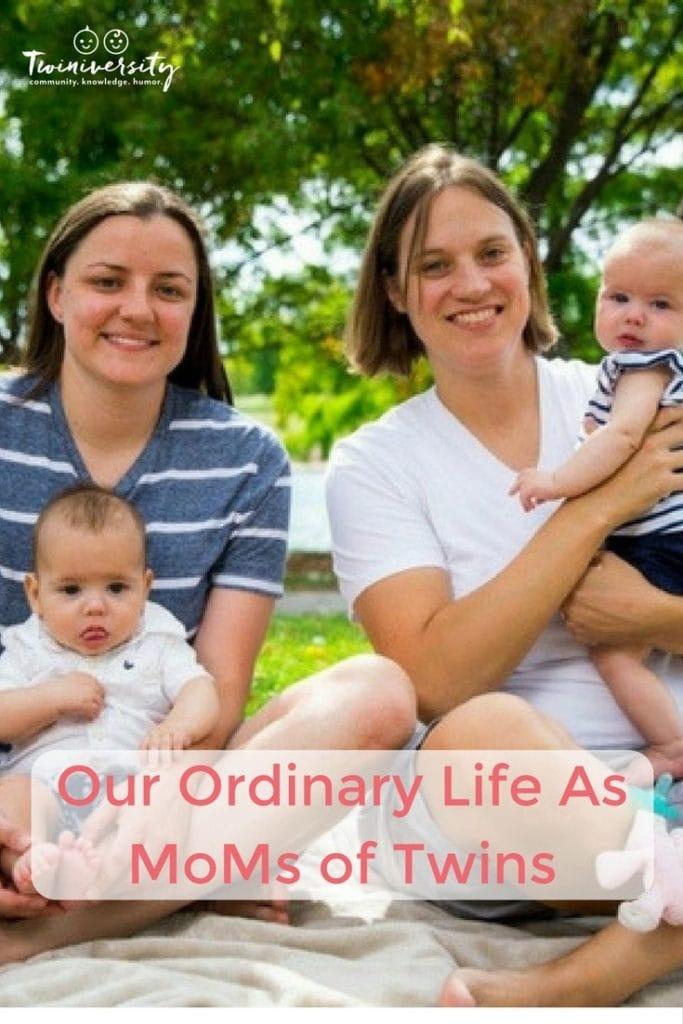 moms of twins