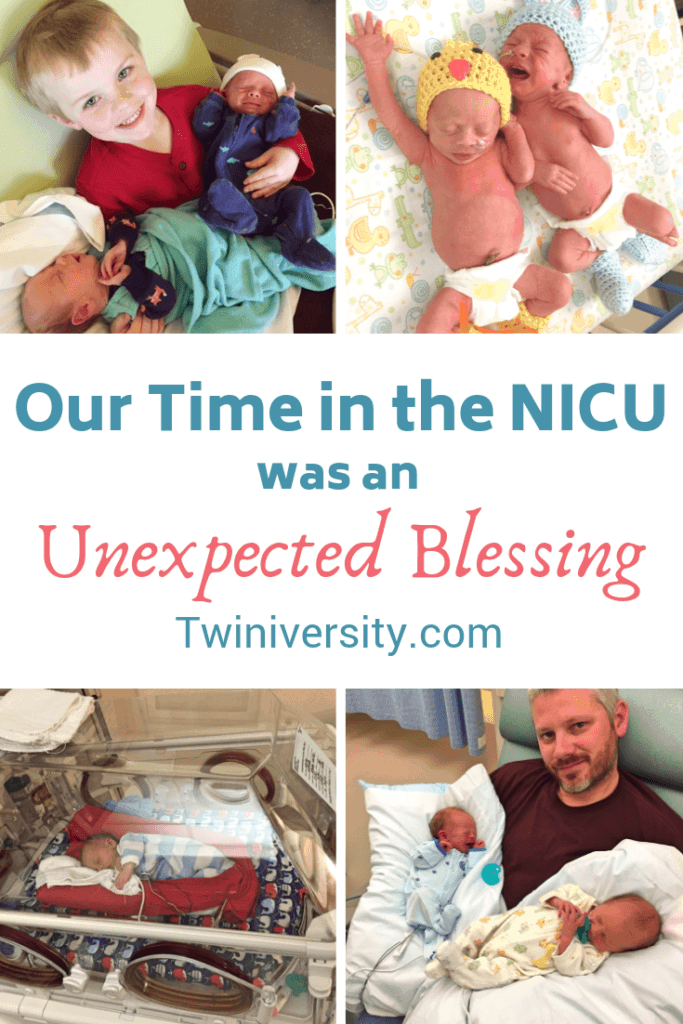 Our Time in the NICU was an Unexpected Blessing
