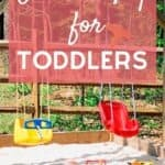 Outdoor Toys for Toddlers