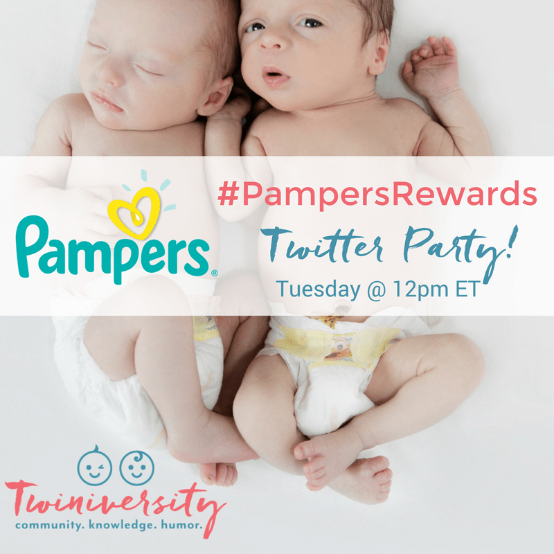 pampers rewards app