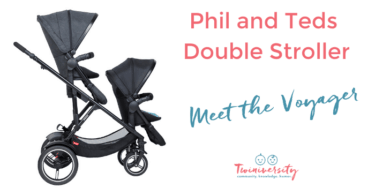 phil and teds double stroller
