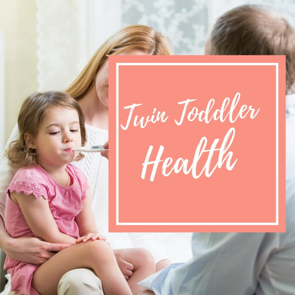 twin toddler health
