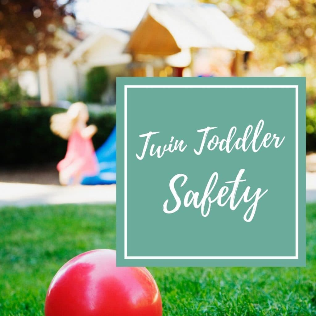 twin toddler safety