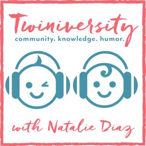 Twiniversity podcast logo