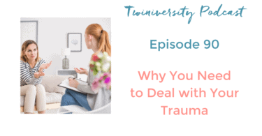 Deal with your trauma