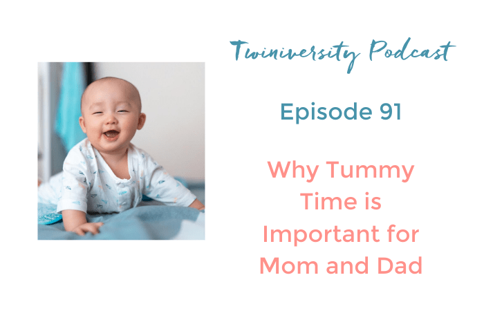 Why Tummy Time is Important for Mom and Dad