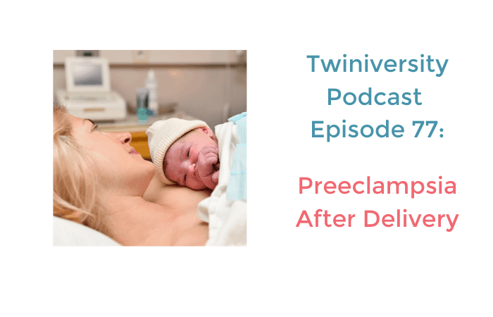 preeclampsia after delivery