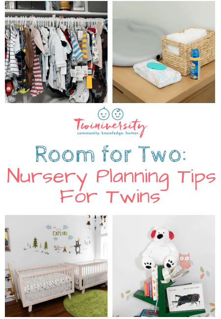Room for Two: Nursery Planning Tips for Twins