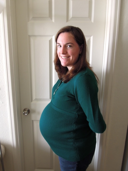 pregnant woman you deserve to be happy