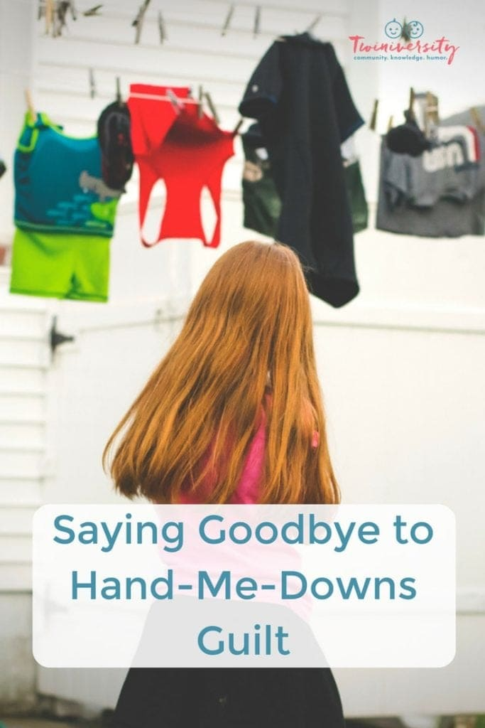 hand-me-downs