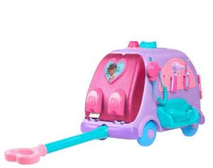 Doc McStuffins Get Better Mobile Cart