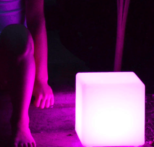 LED cube light father's day gifts