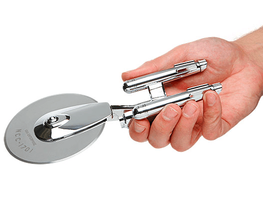star trek pizza cutter father's day gifts