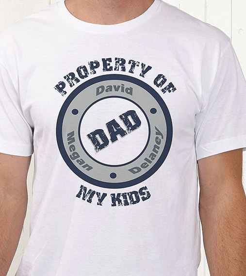dad t-shirt father's day gifts