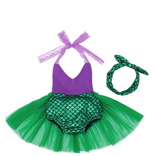 twin mermaid halloween costumes