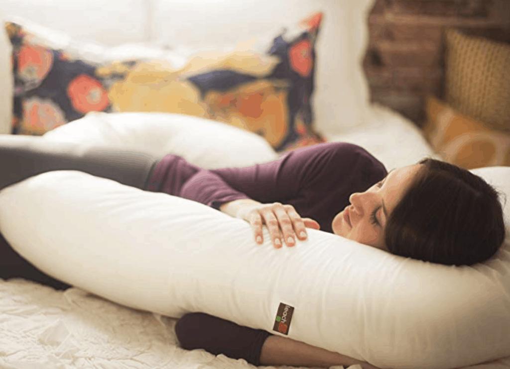 Best Pregnancy Pillow Leachco Snoogle Original