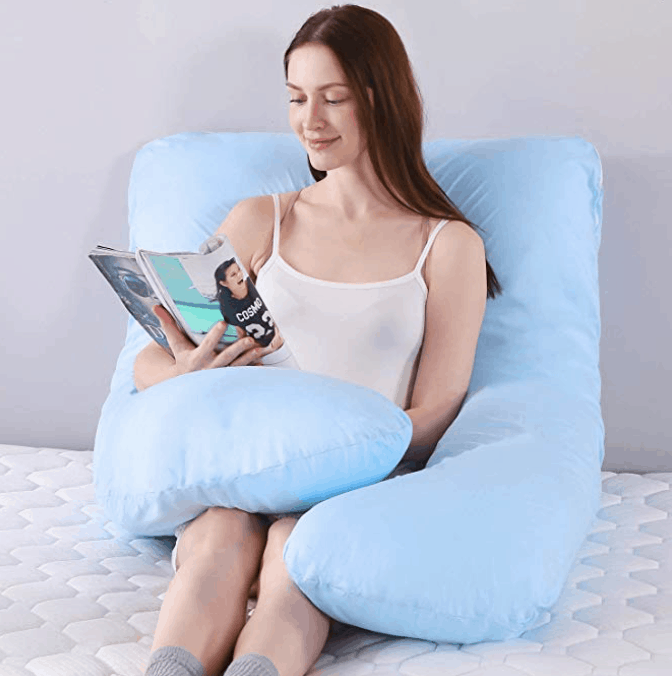 Battop Pregnancy Pillow