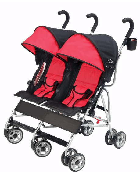 Kolcraft double umbrella strollers