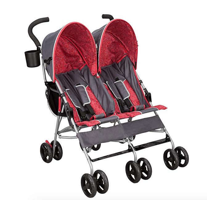 Delta Double Umbrella Strollers