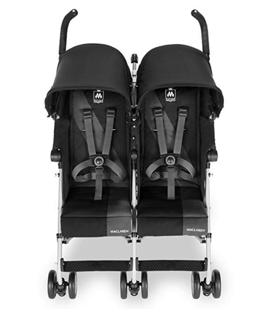 Maclaren Twin Triumph Double Umbrella Strollers