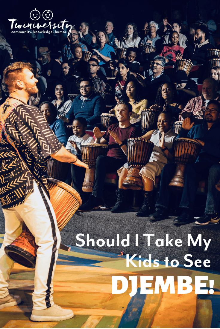 Should I Take My Kids to See DJEMBE! The Show? REVIEW