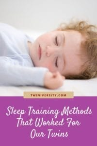 Sleep Training Methods