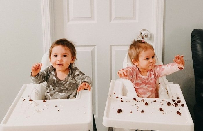 twins' first year
