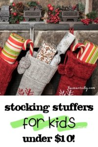 stocking stuffers for kids under $10
