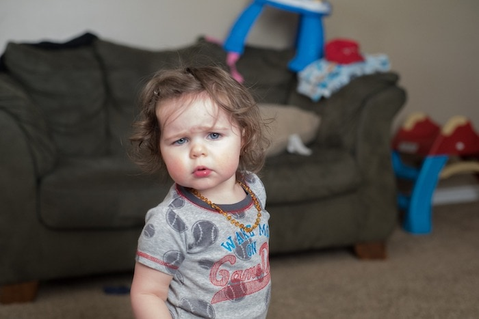 toddler girl strong-willed child