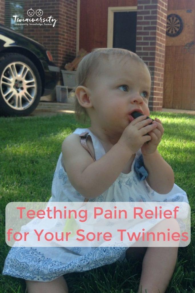 teething pain relief