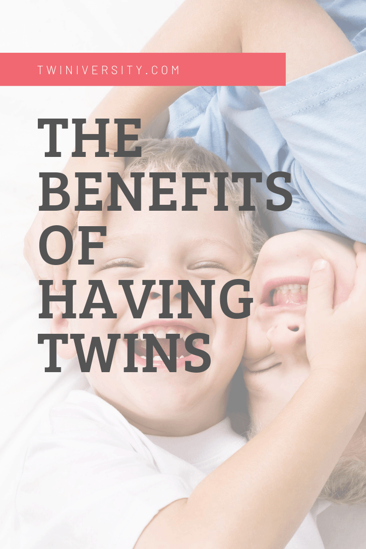 The Benefits of Having Twins