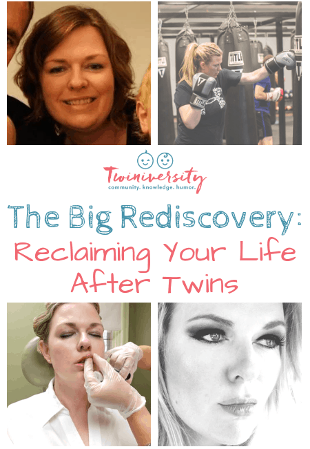 The Big Rediscovery: Reclaiming Yourself After Twins