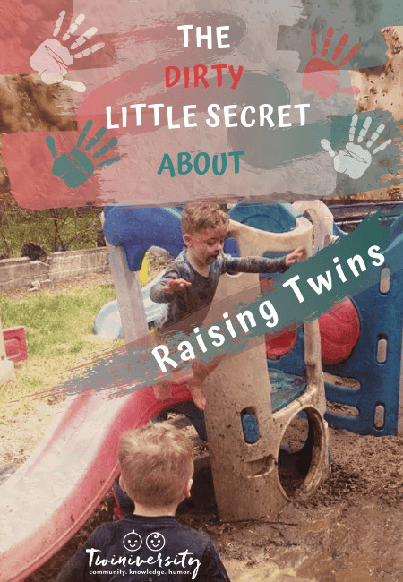 The Dirty Little Secret About Raising Twins