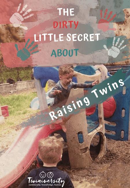 The Dirty Little Secret About Raising Twins