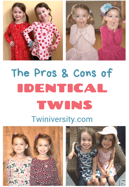 The Pros and Cons of Identical Twins