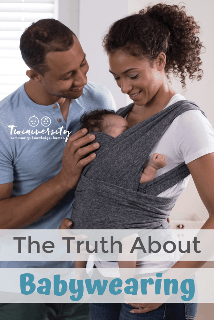 the truth about babywearing