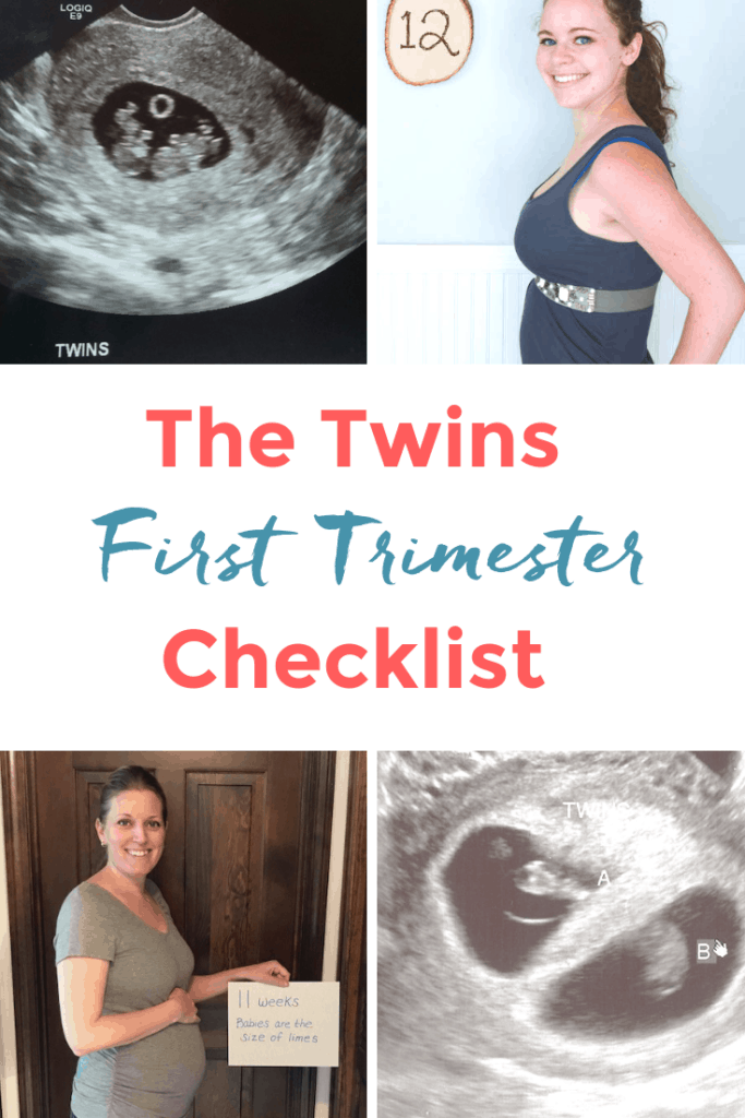 twins first trimester