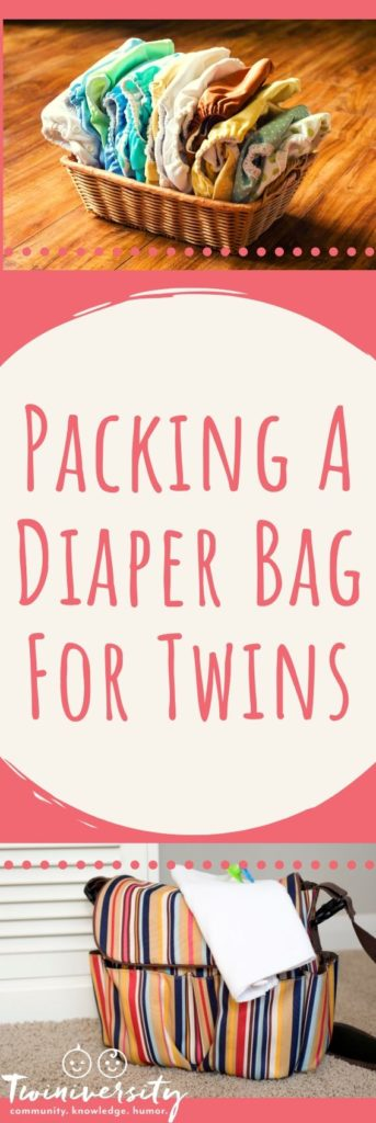 Diaper Bag Twins