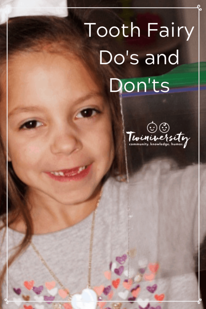 Tooth Fairy Do's and Don'ts