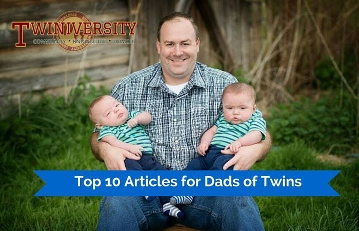 dads of twins